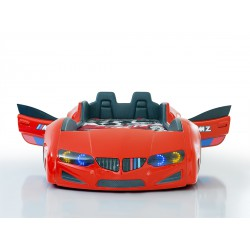 Super CarBeds E3 - RED